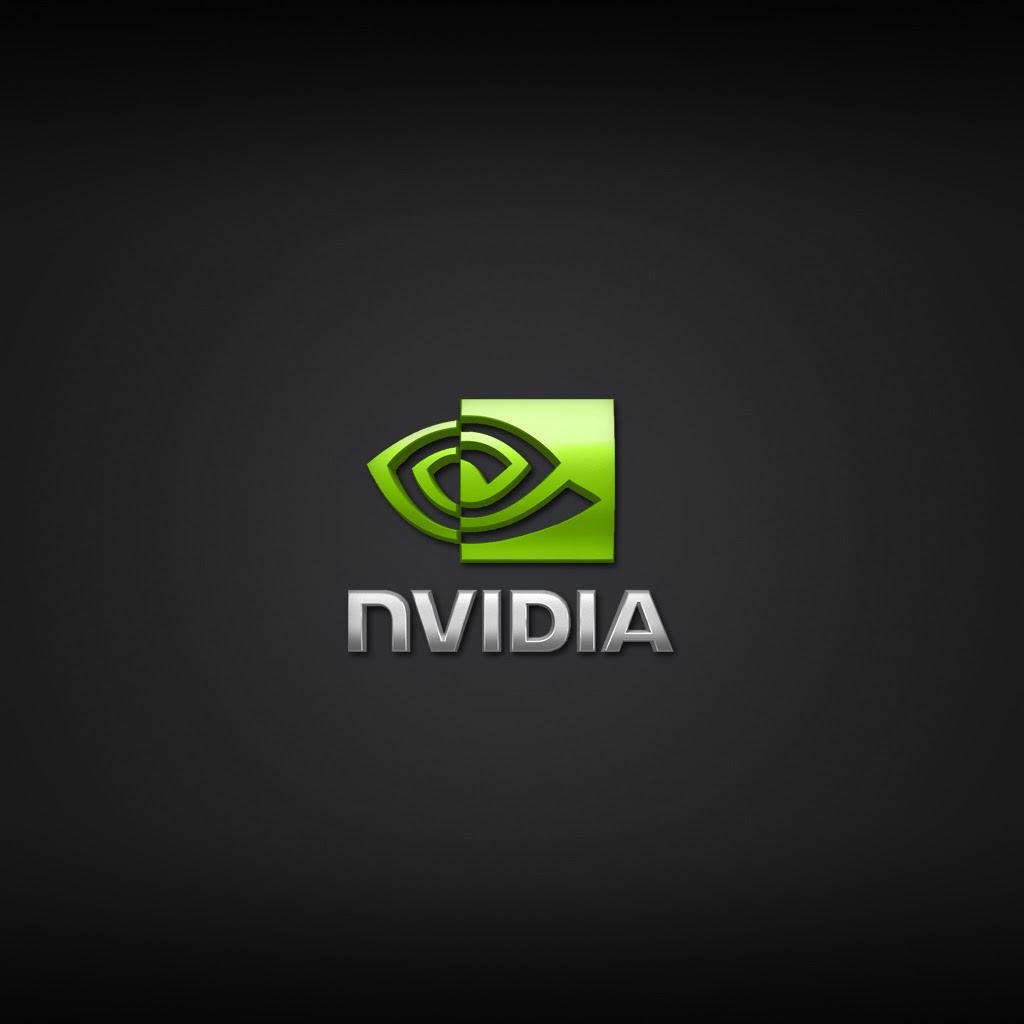 Computers - Nvidia Logo Wallpaper Black - iPad iPhone HD ...