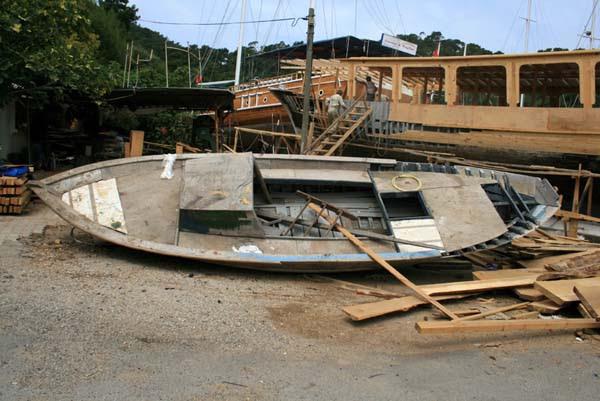 fethiye balikcisi fishing boat model plans 4