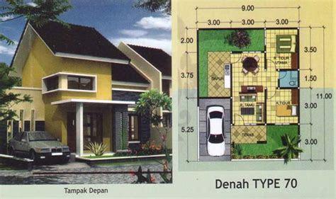 desain rumah minimalis dan denahnya ~ biaya bangun