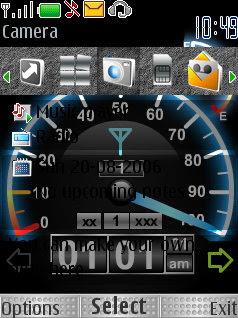 Tema Nokia 6111 Wallpaper