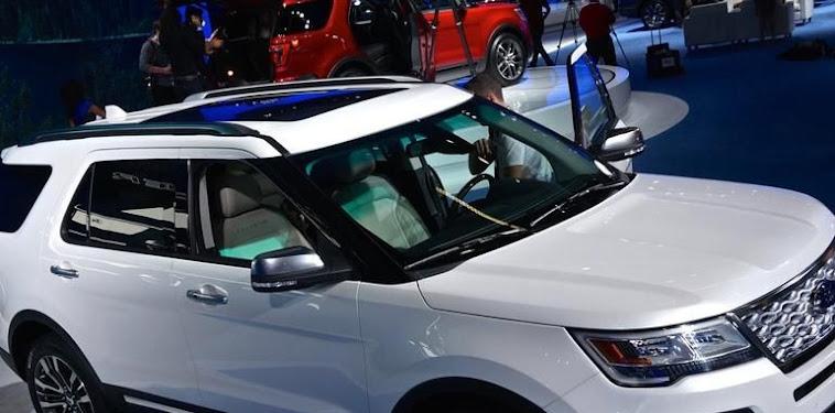 Full Size Suv Ford Explorer Or Similar
