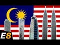[Video] 10 Bangunan Tertinggi di Malaysia