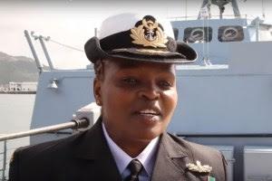 África do Sul tem primeira comandante militar negra do país