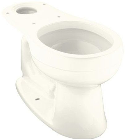 Kohler K 4287 96 Model K 4287 Cimarron Round Front Toilet Bowl Less
