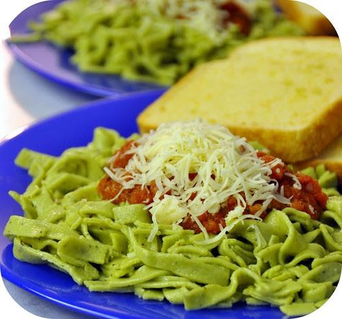 homemade broccoli pasta