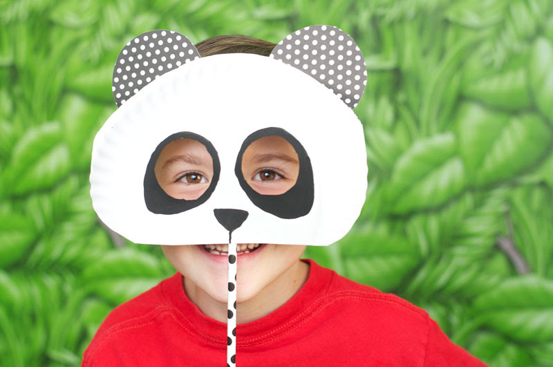 Panda-Mask-Getting-Finishing-Touches