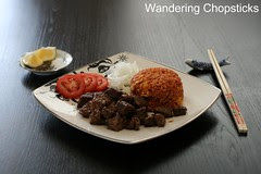Bo Luc Lac (Vietnamese Shaking Beef) 1
