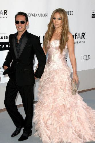 Celebrity Wedding Anniversary: Jennifer Lopez and Marc