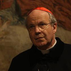 Il cardinale Christoph Schoenborn