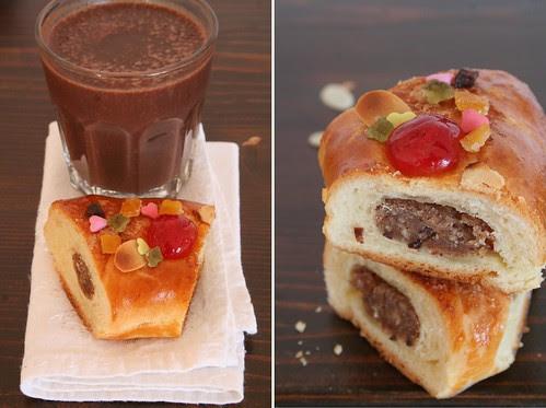 King Cake and Chocolate