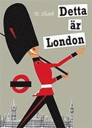 Detta är London (inbunden)
