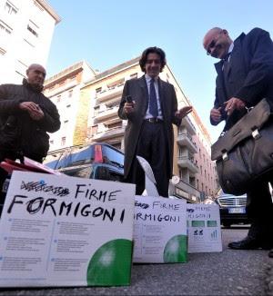 Le firme false oltre quota mille 300 nella lista del Pdl a Milano