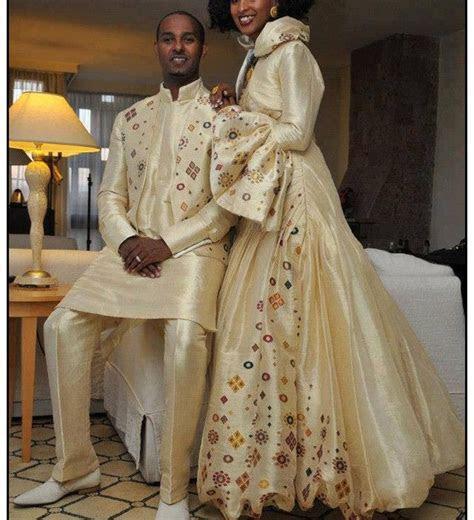 Designer Habesha Wedding Dress   Ethiopian clothing