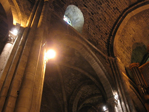 Abbey in Marseilles