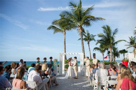 Beach Destination Wedding at La Concha Resort