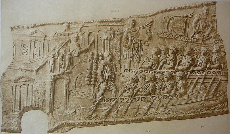 File:058 Conrad Cichorius, Die Reliefs der Traianssäule, Tafel LVIII.jpg