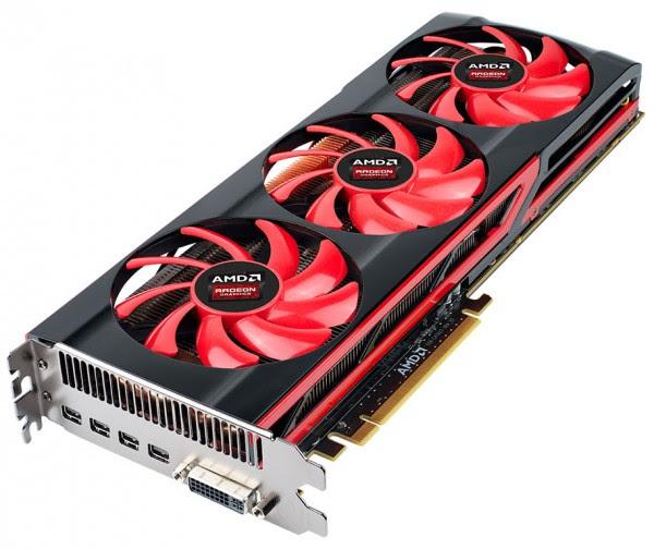 AMD Sapphire Radeon HD 7990