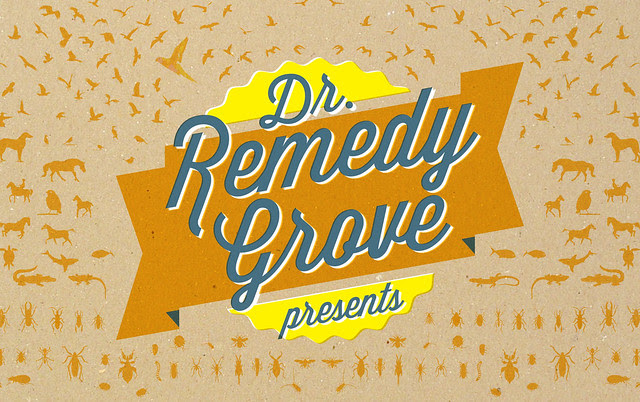 Dr. Remedy Grove Masthead