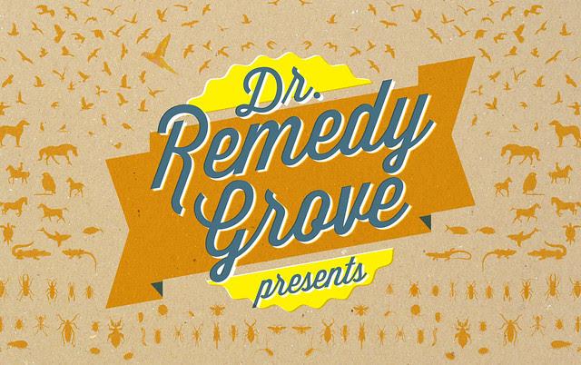 Dr. Remedy Grove Masthead