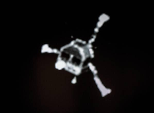 Il lander Philae