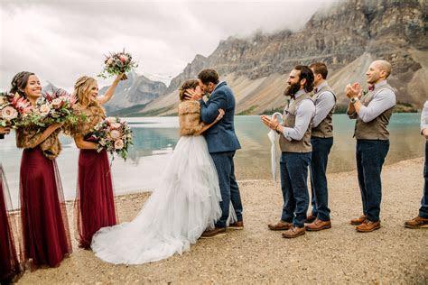 Recent   banff wedding photographer. Darren Roberts