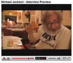 Dan Shelton Interview with Michael Jackson