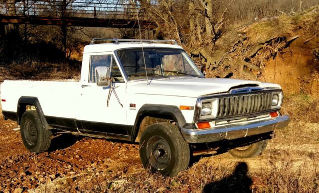 1982 Jeep J20 Pickup 4spd Classic Jeep J20 1982 For Sale