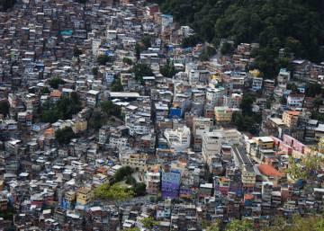 Favelados, víctimas del sistema