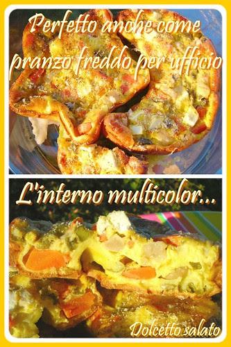 mix frittata