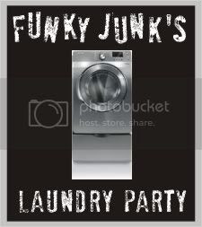 Funky Junk's Laundry Party
