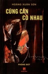 Bìa sách Cũng Cần Có Nhau  Phóng bút Hoàng Xuân Sơn  Nhân Ảnh xuất bản 2013