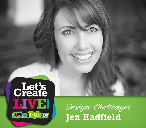 Design Challenger Jen Hadfield