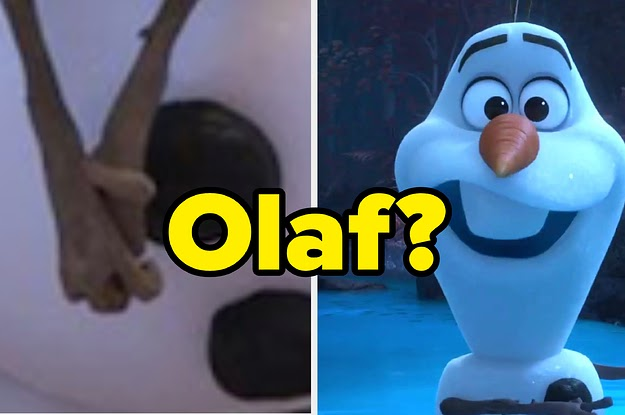 Sure, You Usually Identify Disney Sidekicks, But Probably Not From These Close-Ups