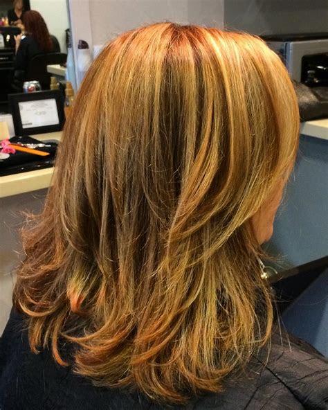 straight medium length layered haircuts reviewtiful