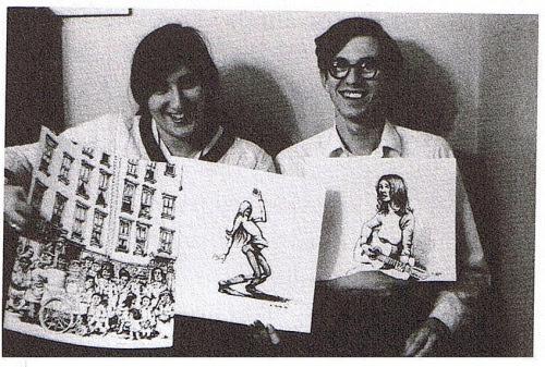 Crumb e la prima moglie, Dana Morgan