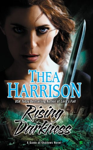Rising Darkness (A GAME OF SHADOWS NOVEL) by Thea Harrison