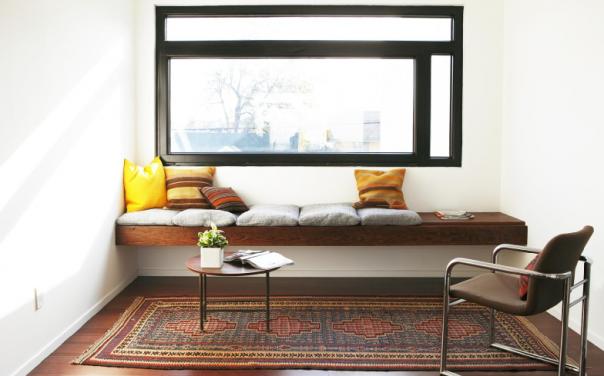 bench-window | Interior Design Ideas