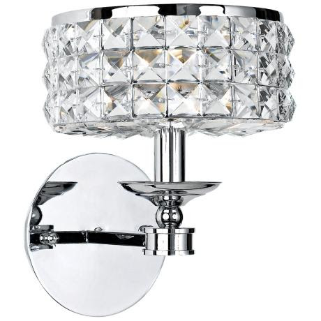 Chelsea Collection Crystal Wall Sconce - #G6298   LampsPlus.