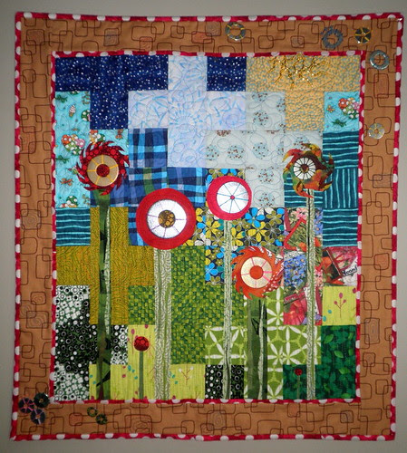 ENTRY Project QUILTING - Hardware Store Challenge - How Does Your Garden Grow?