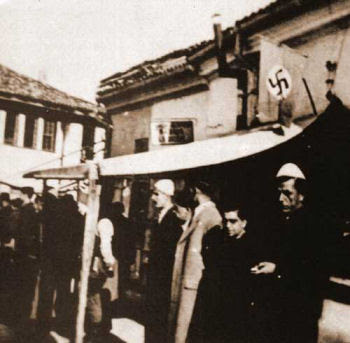 Pec, Kosovo, 1944