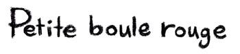 Jacinthe Chevalier boule