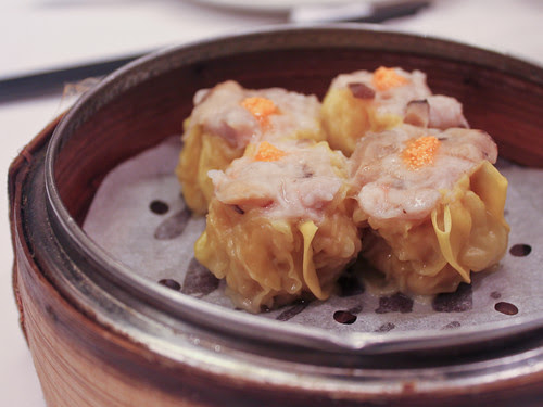 Shau mai (稻香超級漁港)