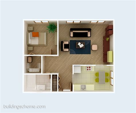 good  building scheme  floor plans ideas  house
