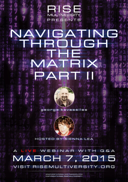 Navigating Through The Matrix 2