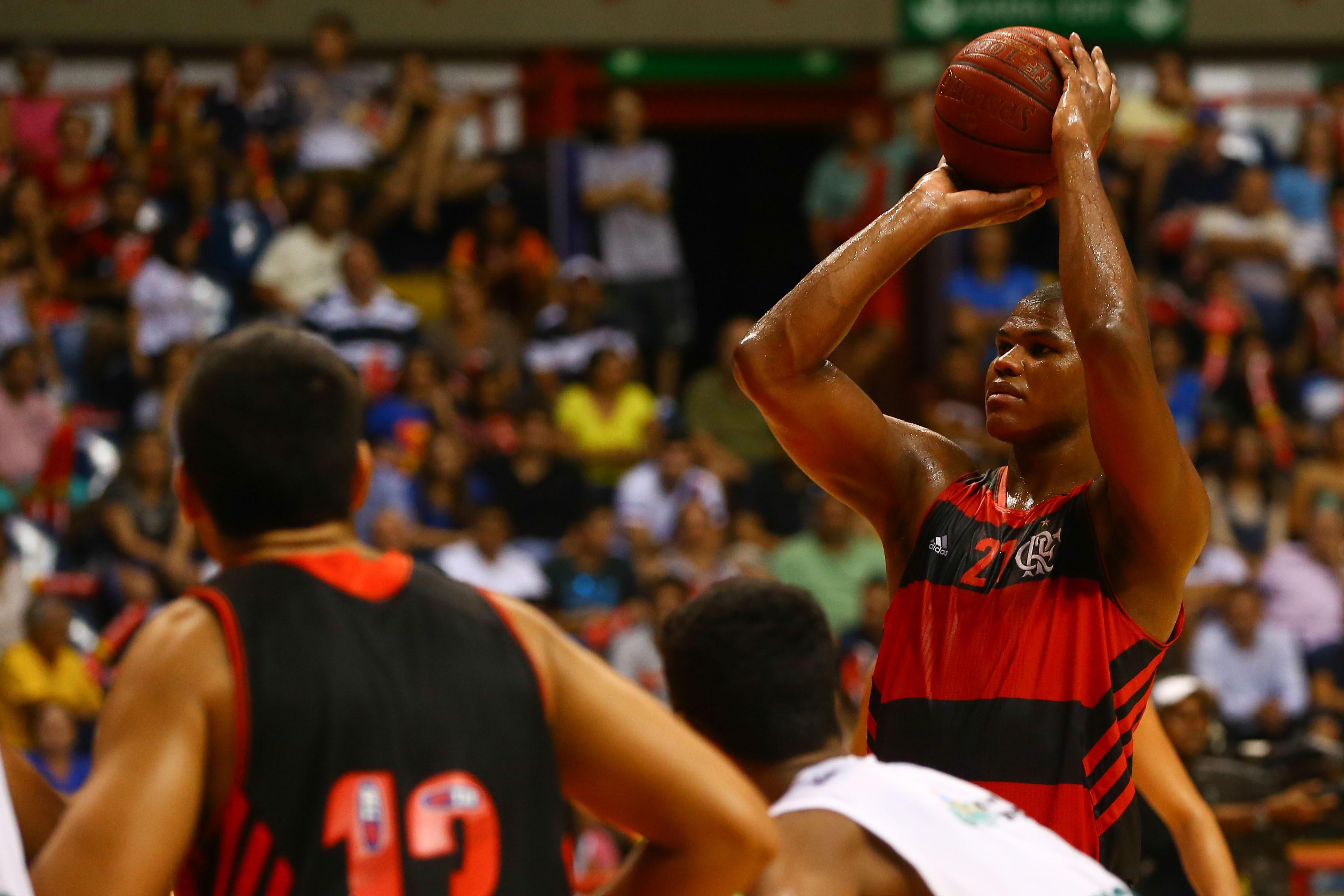 Felício, do Flamengo