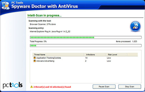 Spyware Doctor with AntiVirus