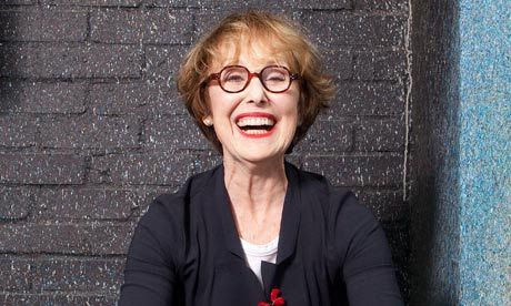 """Una Stubbs: 'I just think, Oh, I hope I can be good enough' From an interview in the Observer newspaper, viewable over at The Guardian website: """"Some people say to me, 'Oh, did they tell you to play Mrs Hudson like that?' Well, no, I just came up with it. I was given the script and I got on with it. I just saw her more like a mother figure to these two boys. There's so much nastiness going on [in the series] that maybe to introduce something a little nicer is a good thing."""" Can she see why Benedict Cumberbatch has become a sex symbol? """"Yes, I can because he's just so unusual. He's joli laid. One minute, you think [she breaks off and does a little moue of distaste], but then the next minute you think, 'Oh, you're so gorgeous.'"""" Read the entire interview with Una, with a focus on her new play The Curious Incident of the Dog in the Night-Time at the National Theatre, here on The Guardian website."""