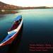 Perahu nelayan riung flores