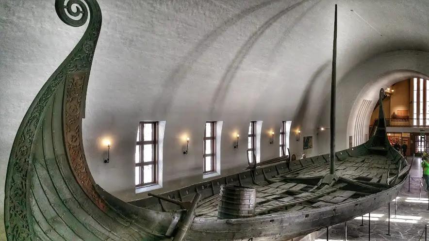 Viking Ship Museum Oslo, Viking Sites