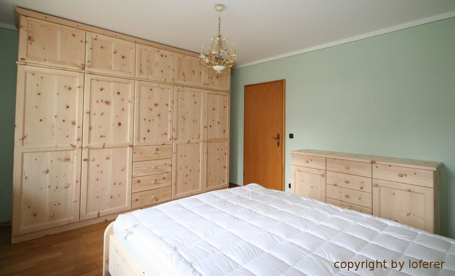 Schlafzimmer Zirbe Walchensee, komplette Schlafzimmer aus ...